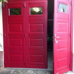 Porte 3 vantaux