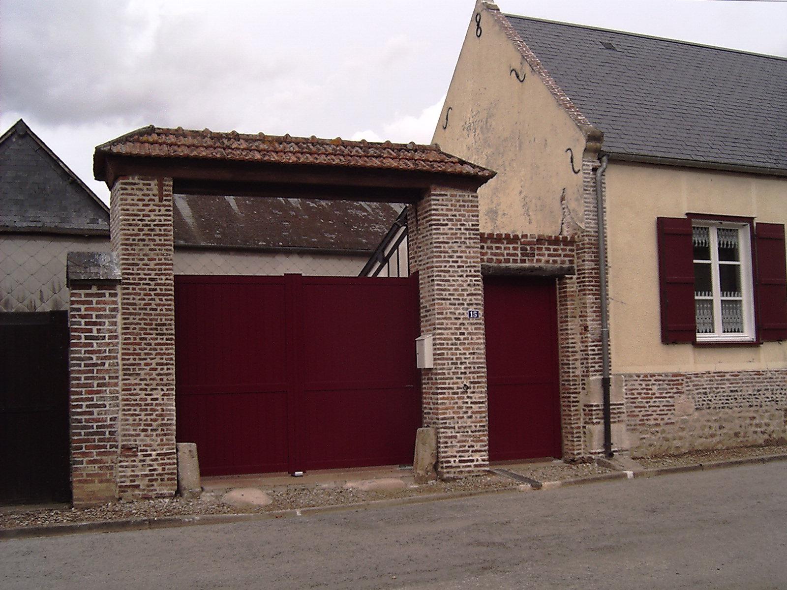 Portail et Potillon Rimbaud