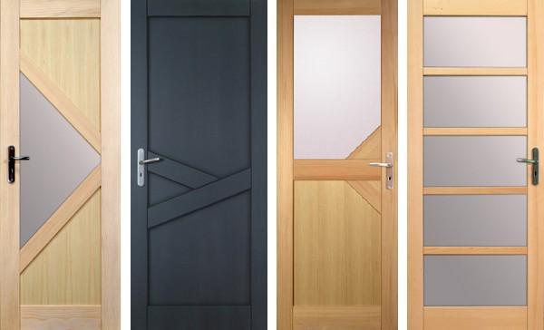 Porte interieure kontempo regis fournier